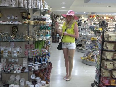 Janna - Shopping